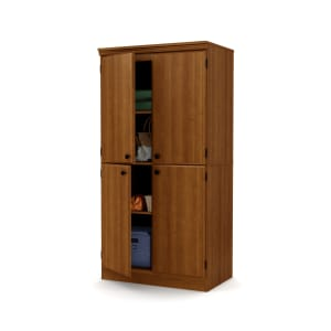 Morgan - 4-Door Storage Cabinet