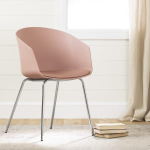 Flam - Chair with Metal Legs
