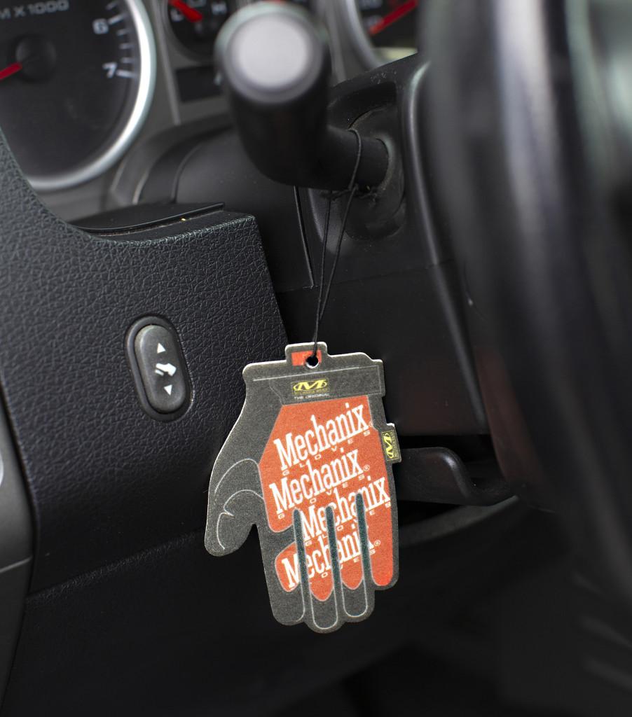 Mechanix Air Freshener, Red, large image number 4