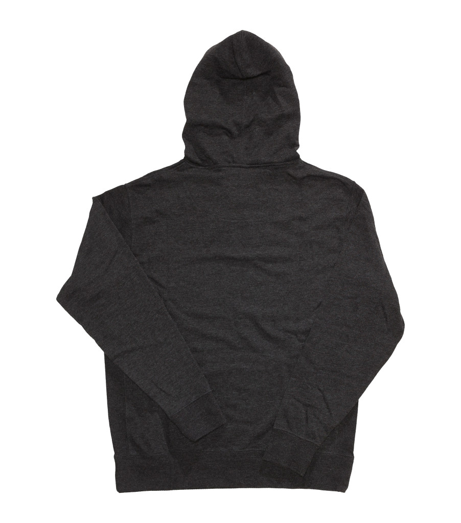 The Original® Logo Hoodie, Charcoal Heather, large image number 1