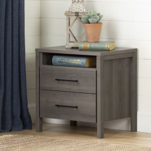 Gravity - 2-Drawer Nightstand