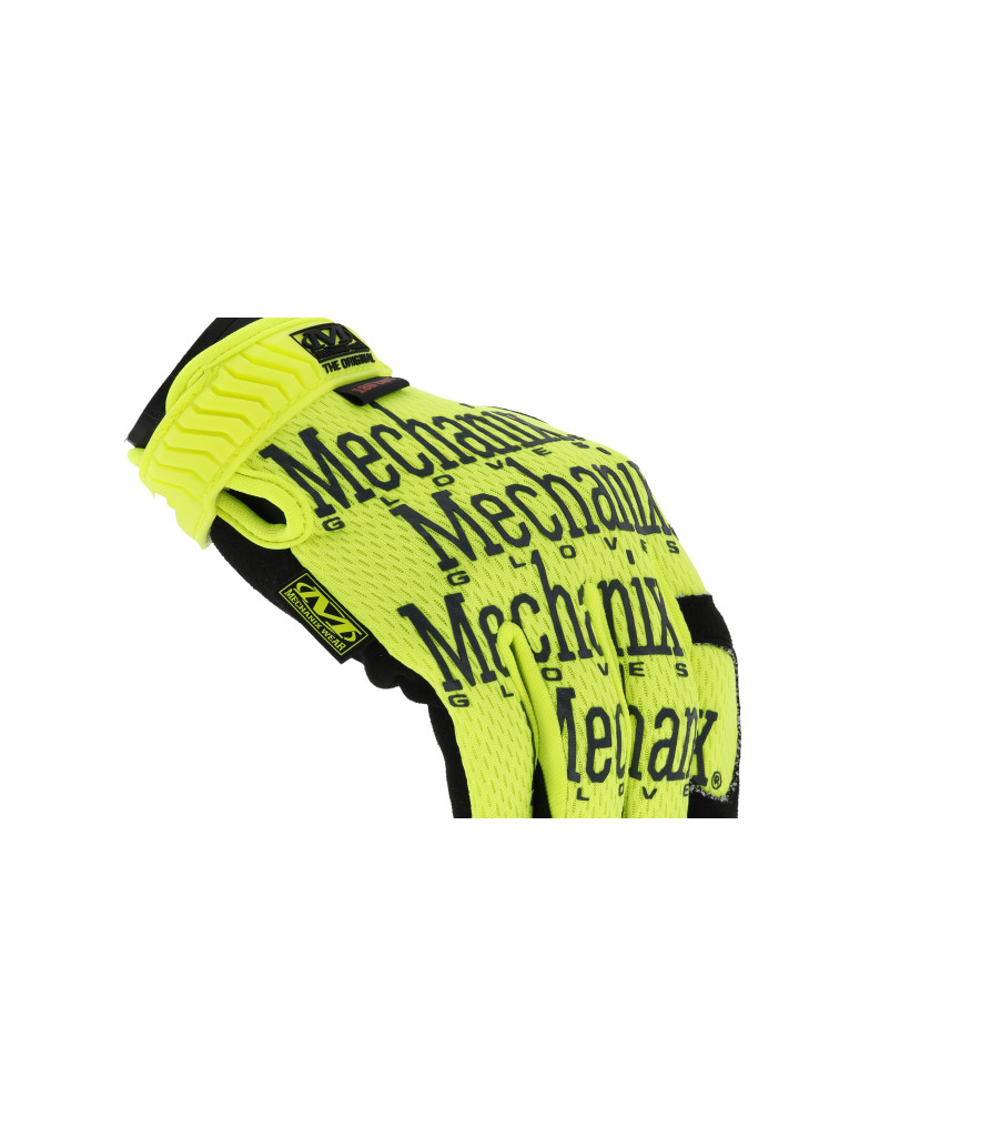 Hi-Viz Original® E5, Fluorescent Yellow, large image number 2