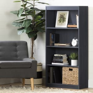 Axess - 4-Shelf Bookcase