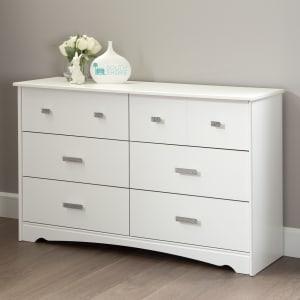 Tiara - 6-Drawer Double Dresser