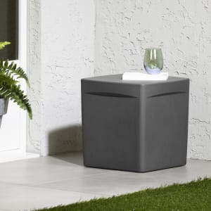 Dalya - Square Outdoor Side Table
