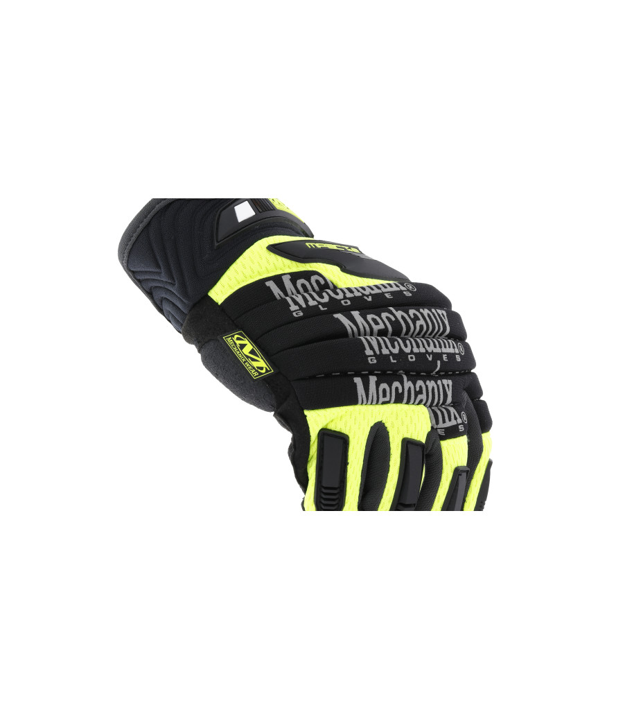 Hi-Viz M-Pact® 2, Fluorescent Yellow, large image number 2