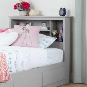 Vito - Bookcase Headboard