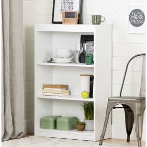 Axess - 3-Shelf Bookcase