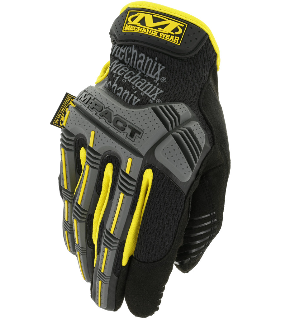 M-Pact®, Black/Yellow, large image number 0