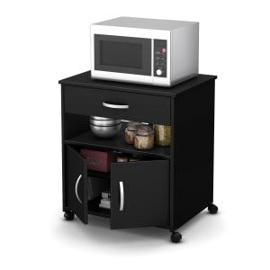 Axess - Microwave Cart on Wheels