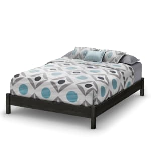 Tao - Platform Bed on Legs