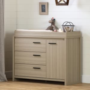 Lensky - Changing Table with Integrated Light