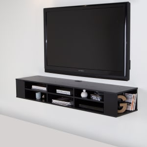 City Life - Wide Wall Mounted Console