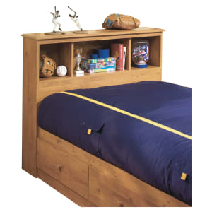Little Treasures - Bookcase Headboard