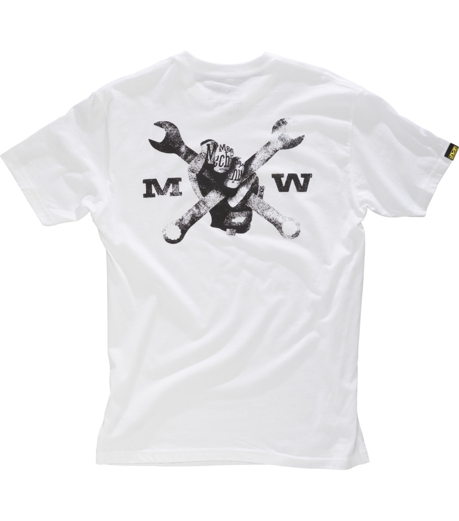 Race Division T-Shirt, White, large image number 1
