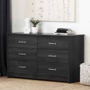 Tassio - 6-Drawer Double Dresser