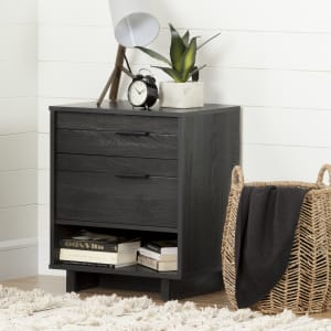 Fynn - Nightstand with Cord Catcher