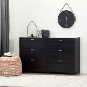 Reevo - 6-Drawer Double Dresser