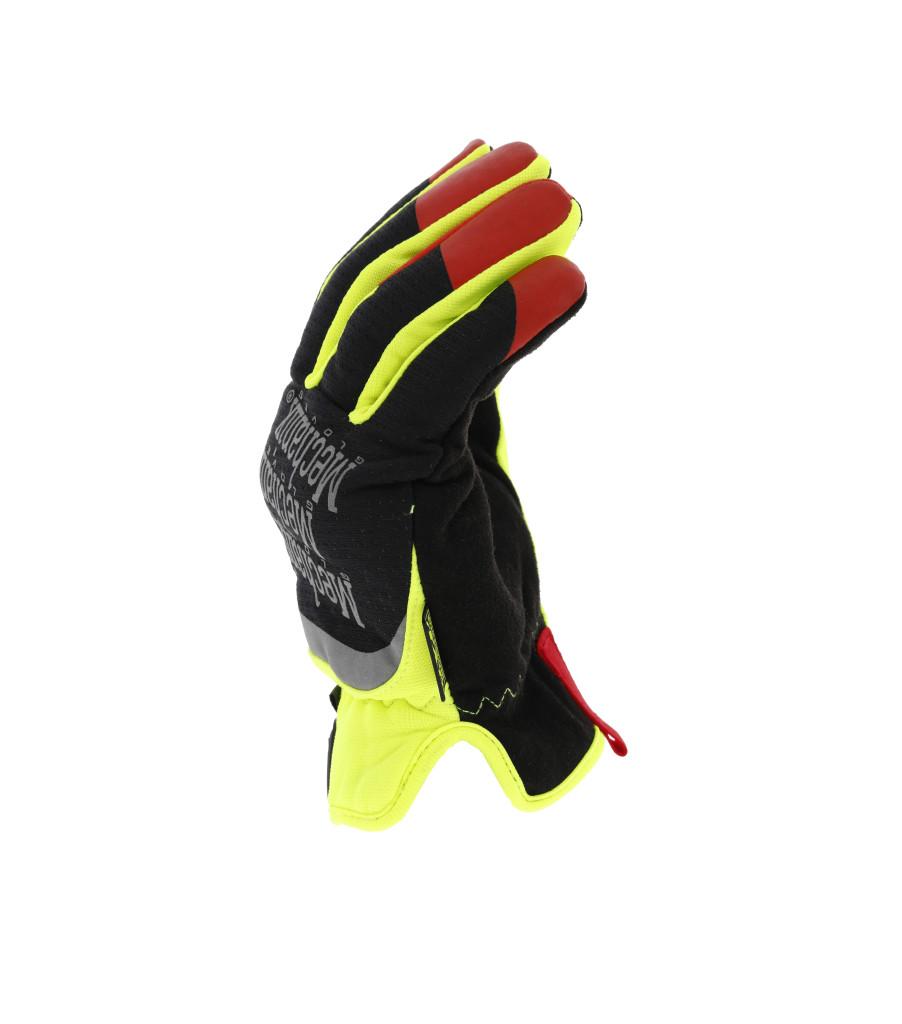 Hi-Viz FastFit® D4-360, Fluorescent Yellow, large image number 4