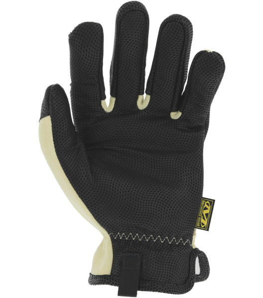 Leather Heat Resistant, Yellow, large