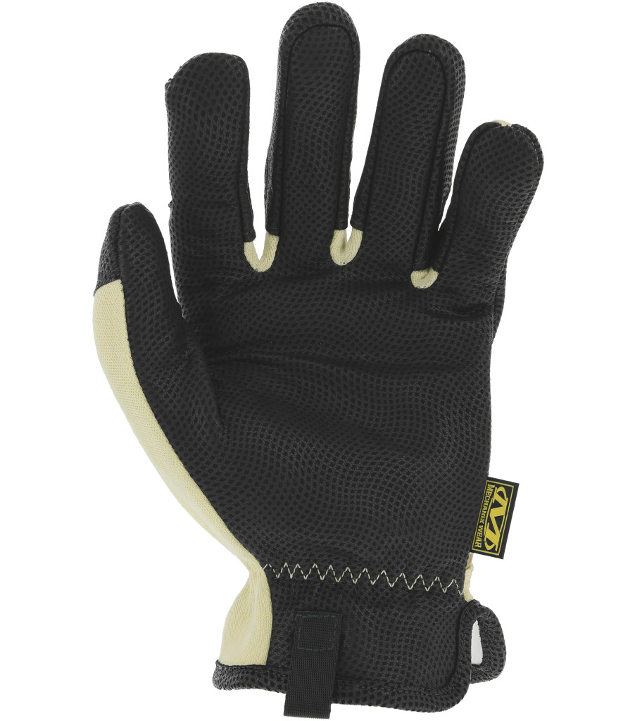Leather Heat Resistant, Yellow, large image number 1
