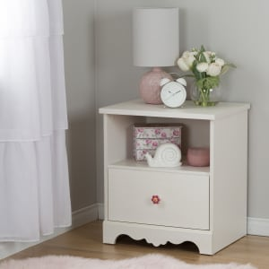 Lily rose - 1-Drawer Nightstand