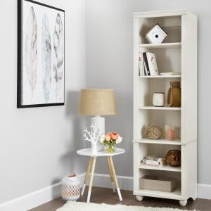 Hopedale - Narrow 6-Shelf Bookcase