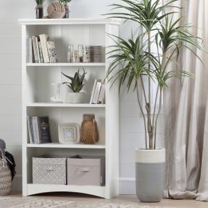 Artwork - 4-Shelf Bookcase
