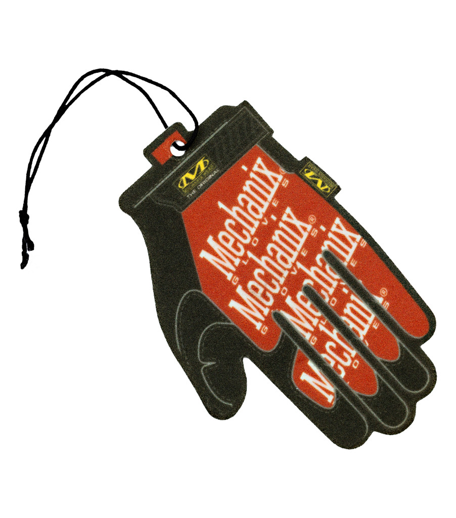 Mechanix Air Freshener, Red, large image number 0
