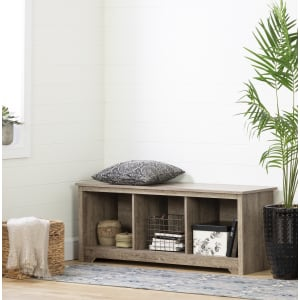Vito - Cubby Storage Bench
