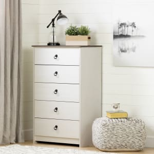 Plenny - 5-Drawer Chest