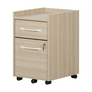Helsy - Classeur mobile 2 tiroirs