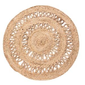 Sesame - Tapis décoratif rond