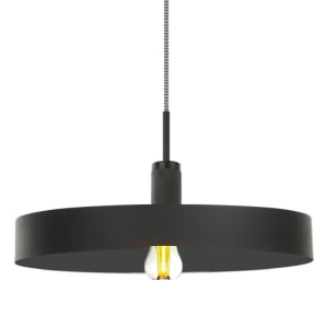 Assiette - 1-Light LED Pendant