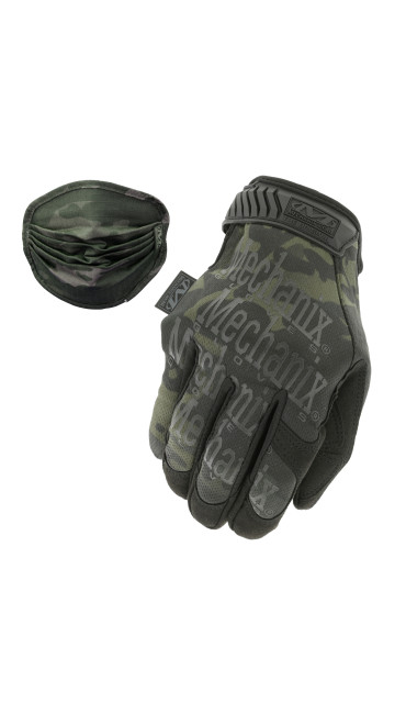 MultiCam® Black Original® + Mask Bundle