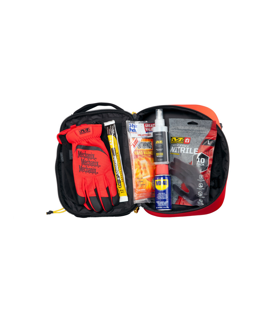 Exclusive Small Roadside Pit Pack With FastFits, Red, large image number 2