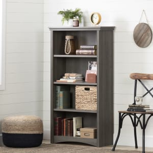 Artwork - 4-Shelf Bookcase