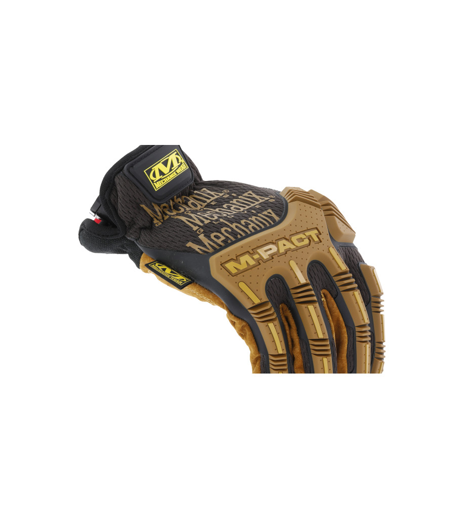 Durahide™ Open-Cuff M-Pact®, Brown, large image number 3