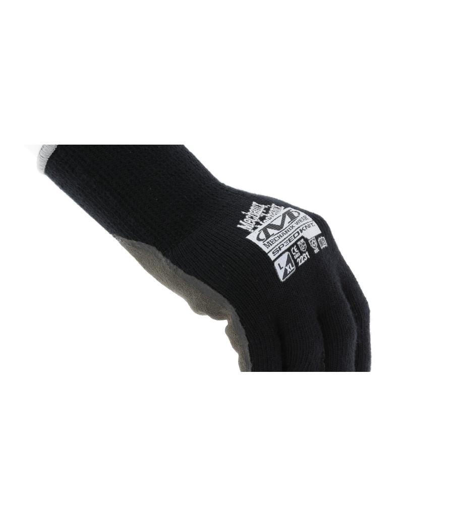 Thermal Knit, Black, large image number 2