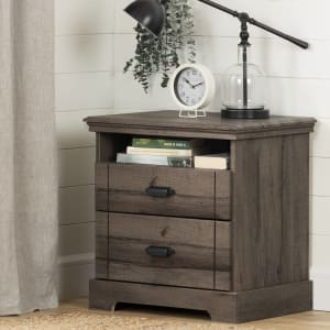 Avilla - 2-Drawer Nightstand