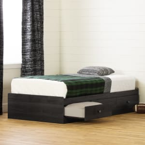 Zach - Mates Bed with 3 Drawers