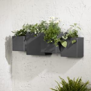 Dalya - Outdoor Wall Planter – Set of 2