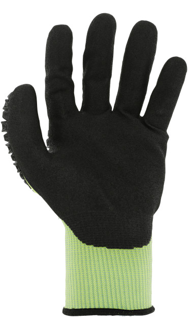 SpeedKnit™ Hi-Viz M-Pact® D3O® SD5EP91, Fluorescent Yellow, large