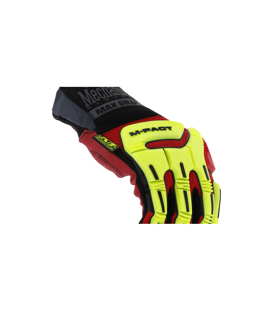 M-Pact® XPLOR™ Grip, Fluorescent Yellow, large image number 2