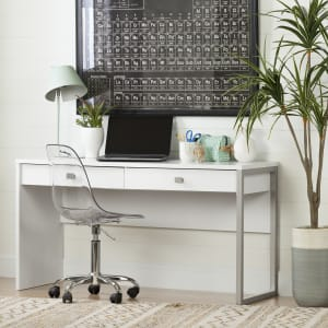 Interface - Desk with 2 Drawers
