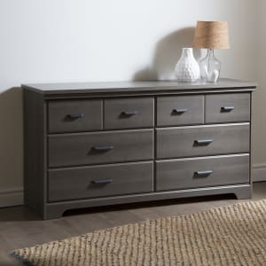 Versa - 6-Drawer Double Dresser