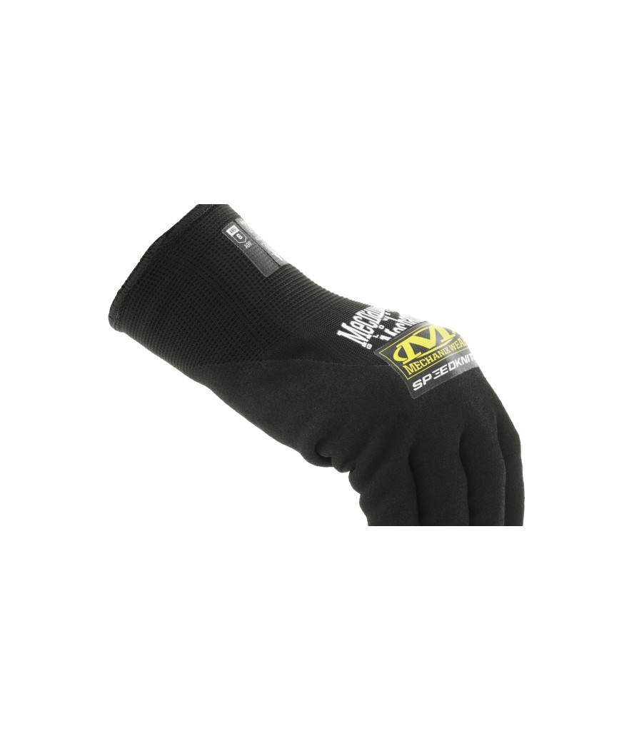 SpeedKnit™ Thermal S4DP05, Black, large image number 2