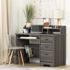 Versa - Computer Desk with Hutch