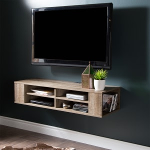 City Life - Wall Mounted Media Console