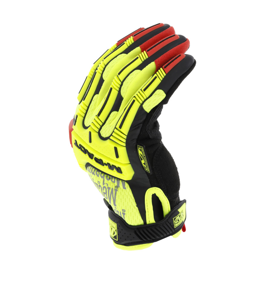 Hi-Viz M-Pact® D4-360, Fluorescent Yellow, large image number 4